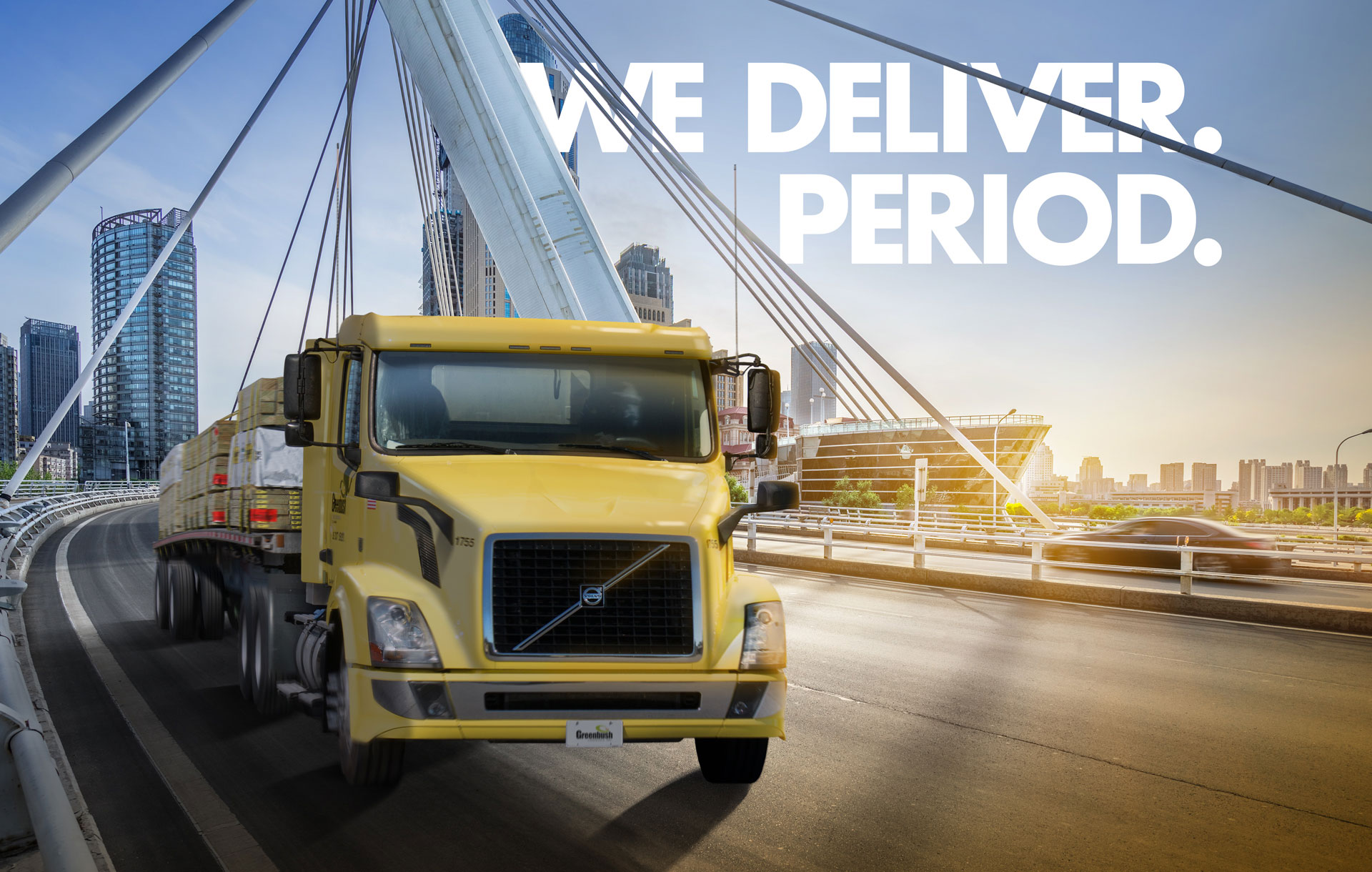 We Deliver Period